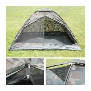 2-persoons leger tent