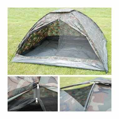 4-persoons leger tent