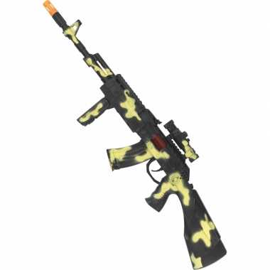 Camouflage geweer 59 cm