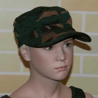 Camouflage kinderpet