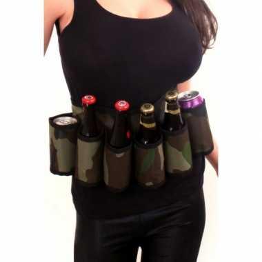 Drankgordel voor zes drankjes