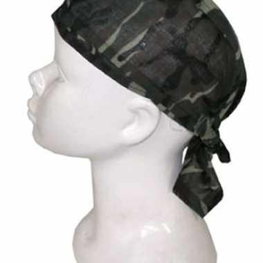 Leger bandana voor kinderen