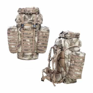 Survival backpack met molle systeem