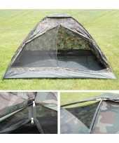 3 persoons leger tent