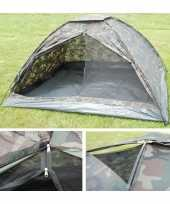 4 persoons leger tent