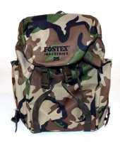 Camouflage rugzak 25 liter 10016428
