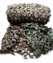 Leger camouflage netten 3 x 2 4 m