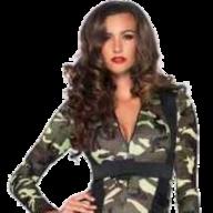 2x groene camouflage afdekzeilen 2.85 x 4 m